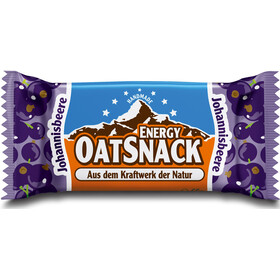 Energy OatSnack Styr 65g, cranberries